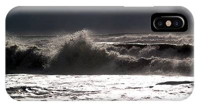 Rough Waves 2 IPhone Case