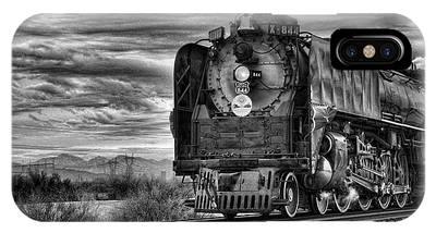 Steam Train No 844 - Iv IPhone Case