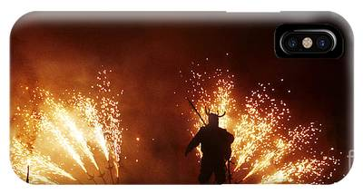 The Emergence Of The Devil IPhone Case
