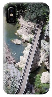 The Foot Bridge IPhone Case