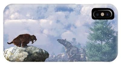 Rhinocerus Phone Cases