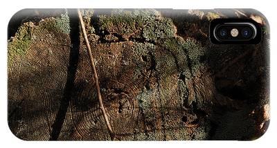 Lichen Phone Cases