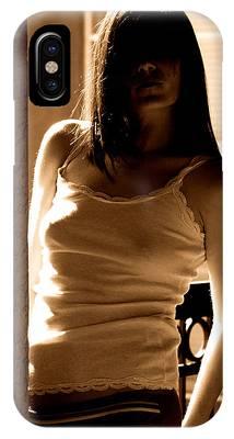 Veil IPhone Case