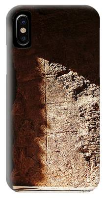 Window To The Shadows IPhone Case