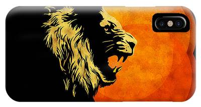 Lion Phone Cases