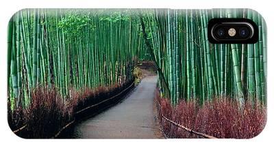 Bamboo Grove IPhone Case