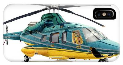 Helicopter IPhone Cases