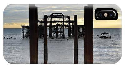 Brighton Pier Phone Cases