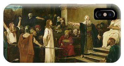 Pontius Pilate Phone Cases