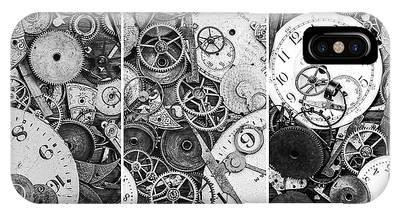 Clocks Phone Cases