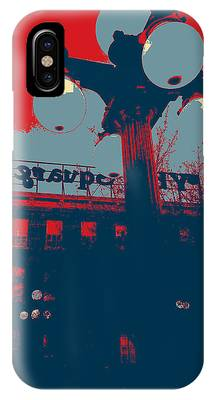 Colors Of Ybor City IPhone Case