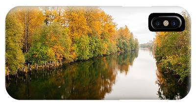 Courtenay River IPhone Case