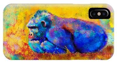 Gorilla Phone Cases