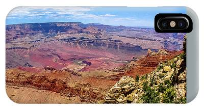 IPhone Case featuring the photograph Grand Canyon by Benny Marty