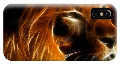 Lord Of The Jungle IPhone Case