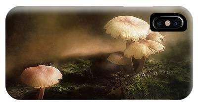 Fungi Phone Cases