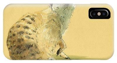Meerkat Phone Cases