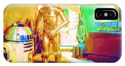 Star Wars Episode 3 Phone Cases