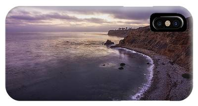 IPhone Case featuring the photograph Pelican Cove After Sunset by Andy Konieczny