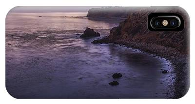 IPhone Case featuring the photograph Pelican Cove And Point Vicente After Sunset by Andy Konieczny