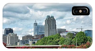 Downtown Raleigh Phone Cases