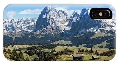 Sasso Lungo And Sasso Piatto IPhone Case