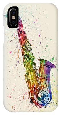 Instrument Digital Art iPhone Cases