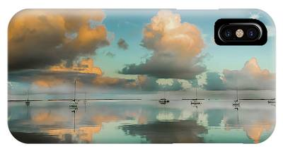 Sound Of Silence IPhone Case