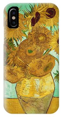 Yellow Flowers iPhone Cases