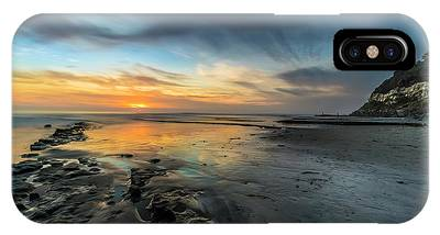 Ocean Sunset Phone Cases