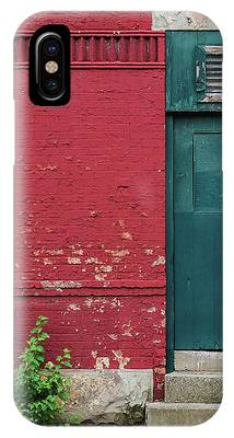 IPhone Case featuring the photograph The Door by Brad Wenskoski