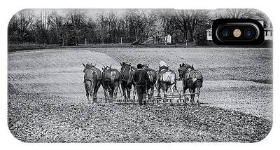 Amish Country Photographs iPhone Cases