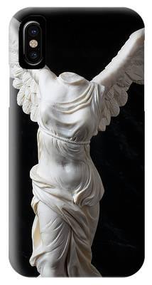 Greek Goddess Nike iPhone Cases