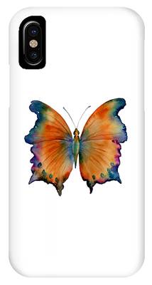 1 Wizard Butterfly IPhone Case