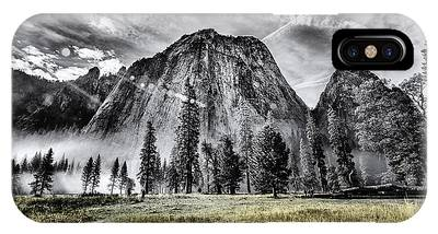 IPhone Case featuring the photograph Yosemite Dawn by Chris Cousins