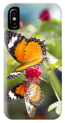 Butterfly IPhone Case by Richard J Thompson