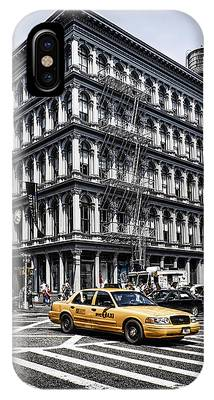 IPhone Case featuring the photograph New York by Juergen Held