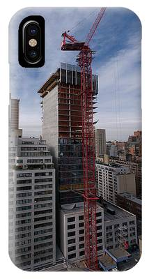 IPhone Case featuring the photograph 1355 1st Ave 2 by Steve Sahm