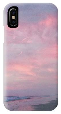 Pretty In Pink IPhone Case by LeeAnn Kendall