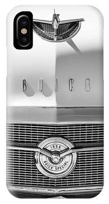 Buick Emblem Phone Cases