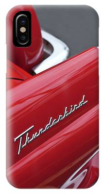 1956 Ford Phone Cases