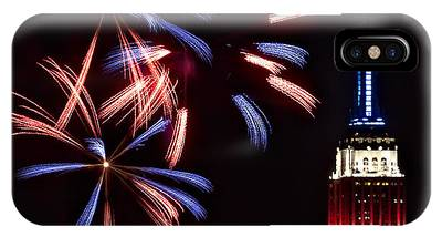 Fireworks Show Phone Cases