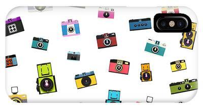 Manual Focus Phone Cases