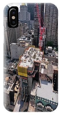 IPhone Case featuring the photograph 2018-07-11b_e30th by Steve Sahm
