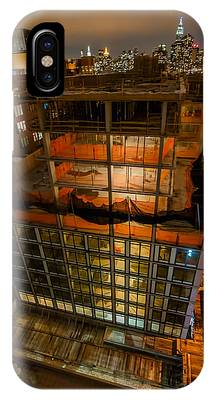 IPhone Case featuring the photograph 2nd St Lic 1 by Steve Sahm