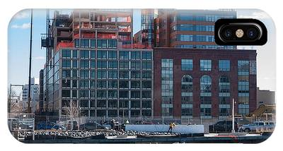 IPhone Case featuring the photograph 2nd St Lic 3 by Steve Sahm