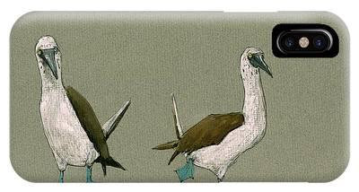 Seabird Phone Cases