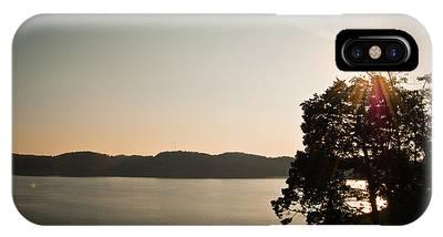 Lake Cumberland Sunset IPhone Case
