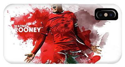 Wayne Rooney Phone Cases