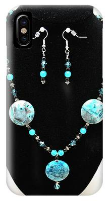 Sterling Silver Jewelry Phone Cases